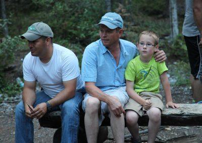 Germy, Corny, & Andrew.