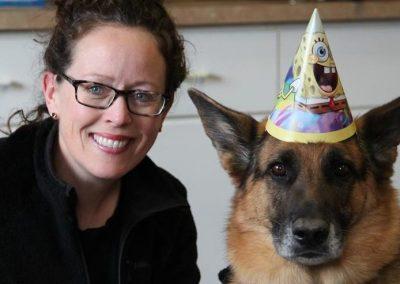 Tessa's birthday!