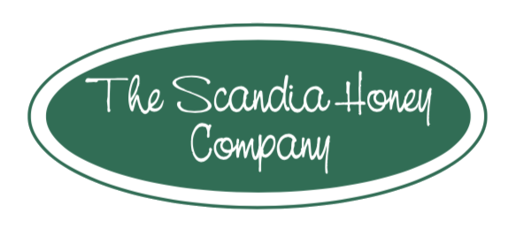 Scandia Honey Logo Transparent