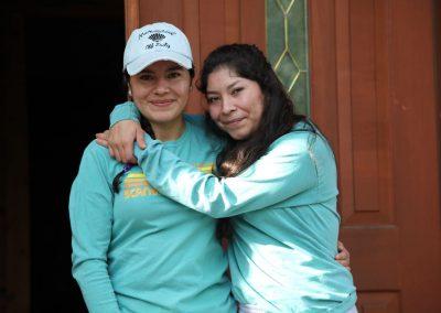 "The ""Super"" sisters - Teresa and Maria!"